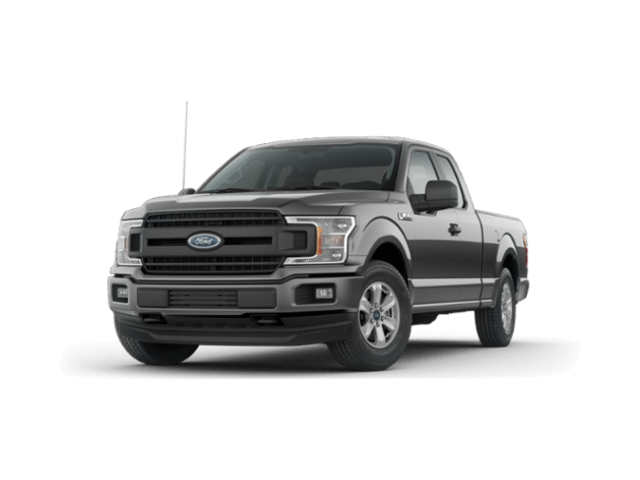 2018 Ford F-150 XL 4WD Supercab 6.5 Box